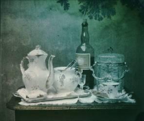 Nature morte à la cafetière (anonyme) - Muzeo.com