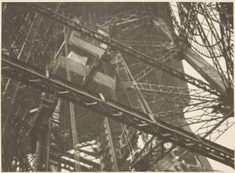 Photo de la Tour Eiffel, extraite du film de René Clair