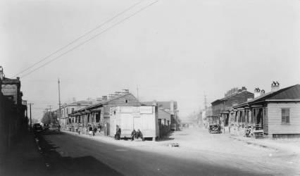 Savannah Negro Quarter (Walker Evans) - Muzeo.com