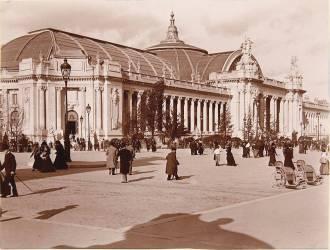 Le Grand Palais (Lemoine Henri) - Muzeo.com
