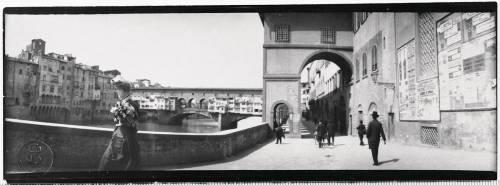 Quai de l'Arno,Florence (Constant Puyo) - Muzeo.com