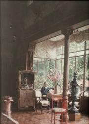 Vevey, Villa Claire, l'intérieur de la Villa (anonyme) - Muzeo.com