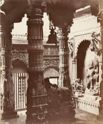Inde. Décor intérieur (anonyme) - Muzeo.com