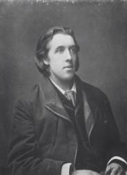 Oscar Wilde (1854-1900) (anonyme) - Muzeo.com