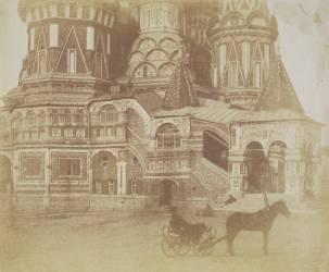 The Kremlin, Moscow (Roger Fenton) - Muzeo.com