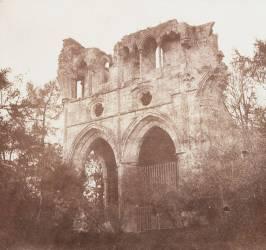 The Tomb of Sir Walter Scott (William Henry Fox Talbot) - Muzeo.com