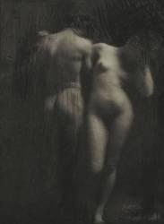 Adam et Eve (Franck Eugene Smith) - Muzeo.com