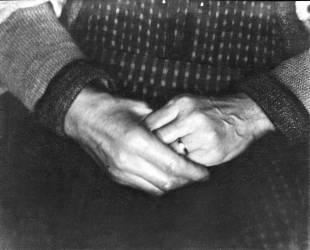 The Hands of Assunta Modotti, San Francisco (Tina Modotti) - Muzeo.com