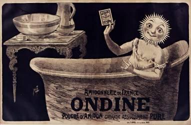 Amidonnerie de France : Ondine, poudre d'amidon garantie pure (Misti) - Muzeo.com