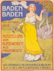 Baden Baden : Mai-Oktober 1902 (Ivo Puhonny) - Muzeo.com