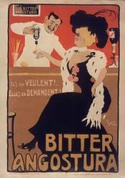 Bitter Angostura (Jules Grün) - Muzeo.com