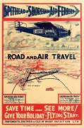 Poster Spithead & Shoreham Air Ferries (anonyme) - Muzeo.com