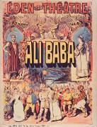 Ali-Baba à l'Eden-Théâtre (anonyme) - Muzeo.com