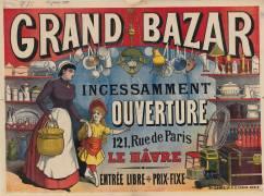 Grand Bazar du Havre (anonyme) - Muzeo.com