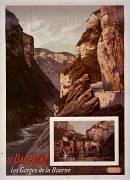 Le Dauphiné. Les Gorges de La Bourne (Alexianu Frédéric (atelier)) - Muzeo.com