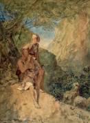 Bergers kabyles (Eugène Fromentin) - Muzeo.com