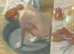 Le Tub (Degas Edgar) - Muzeo.com