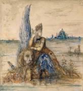 Venise (Gustave Moreau) - Muzeo.com