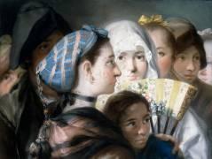 Los Madrilenos (Lorenzo Tiepolo) - Muzeo.com
