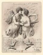 For the bedroom of Mme de Montholon (Jean-Jacques Lequeu) - Muzeo.com