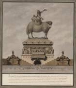 Tomb of Isocrates Athenian speaker (Jean-Jacques Lequeu) - Muzeo.com