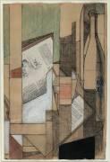 Book, Bottle and Glass (Juan Gris) - Muzeo.com