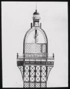 La tour Eiffel, élévation du campanile (anonyme) - Muzeo.com