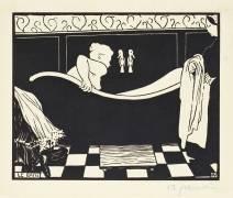 Le bain (Félix Vallotton) - Muzeo.com