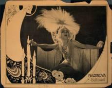 Nazimova in Salomé (Audrey Beardsley) - Muzeo.com