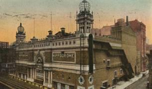 The Hippodrome, New York, 1905 (anonyme) - Muzeo.com