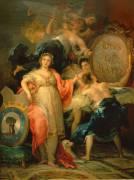 Allegory of the City of Madrid (De Goya Francisco) - Muzeo.com