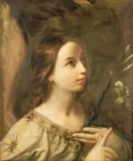 Angel of the Annunciation (Guido Reni) - Muzeo.com