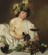 Bacchus (Caravaggio) - Muzeo.com