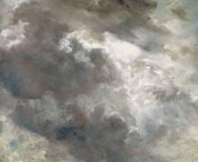 Coud Study (John Constable) - Muzeo.com
