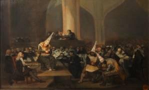 Court of the Inquisition (Francisco De Goya) - Muzeo.com