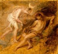 Diane et Endymion (Peter Paul Rubens) - Muzeo.com