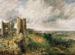 Hadleigh Castle (John Constable) - Muzeo.com