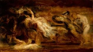 L'enlèvement de Proserpine (Peter Paul Rubens) - Muzeo.com