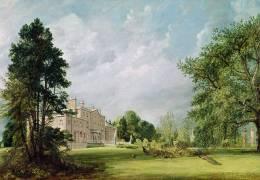 Malvern Hall, Warwickshire (John Constable) - Muzeo.com