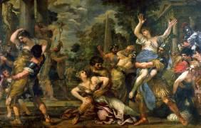 Rape of the Sabines (Pietro da Cortona) - Muzeo.com