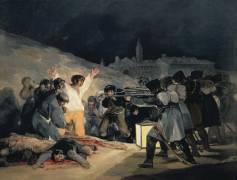 Tres de mayo (Francisco De Goya) - Muzeo.com