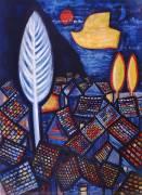 Above the Village (Peter Davidson) - Muzeo.com