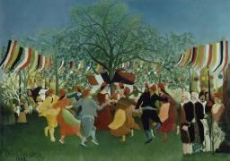 A Centennial of Independance (Henri Rousseau) - Muzeo.com