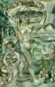 Abundance (Henri Le Fauconnier) - Muzeo.com