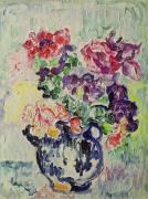 Anemones (Paul Signac) - Muzeo.com