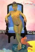 Annah the Javanese (Paul Gauguin) - Muzeo.com