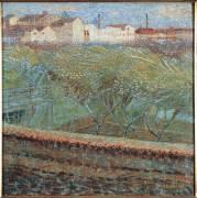 April Evening (Umberto Boccioni) - Muzeo.com
