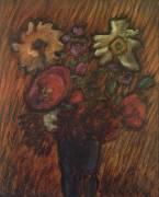 Asters (Alexej Von Jawlensky) - Muzeo.com