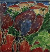Bordighera (Alexej von Jawlensky) - Muzeo.com