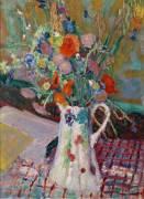 Bouquet of Wild Flowers (Pierre Bonnard) - Muzeo.com